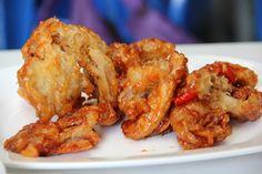 Deep Fried Vegetarian Food - Thailand Vegetable Festival #asia