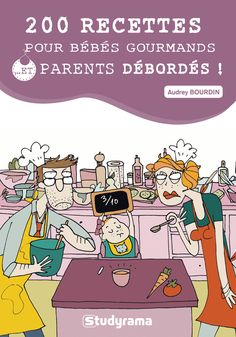 Couv 200 recettes bebes gourmands.indd