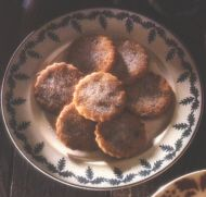 And these were the biscuits I used to make from my mum's 1930s Radiation (!) cookbook