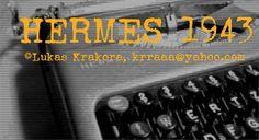 Image for HERMES 1943 font