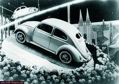 VW - 1951 - (vw_t1) - VW Sonderanfertigung für seine Majestät den Kaiser von Abessinien - [5470]-1