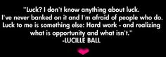 lucille ball quotes - Bing Images