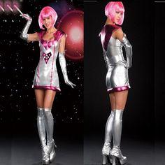「UFO SF 宇宙人 ミニ ダンス ハロウィン パーティー 仮装 コスプレ イベント  ダンス衣装  ps0962」の商品情報やレビューなど。