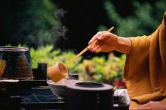 """""""El té y el Zen tienen un solo sabor"""" Sen Sotan"""