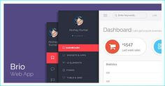 15 Bootstrap Dashboard Admin Templates