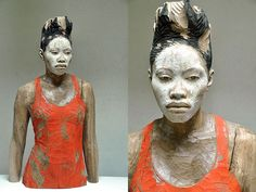 So cool - lifelike wood sculptures by bruno walpoth (2)