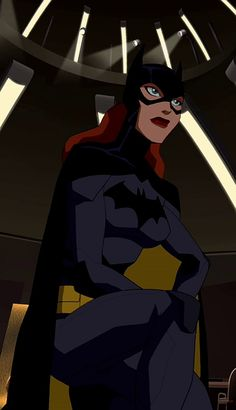 Batgirl - Young Justice Style. She's prettier without the costume though.