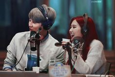 Image may contain: 2 people Exo Couple, Korean Couple, Park Chanyeol, Baekhyun, Kpop Couples, I Luv U, Blackpink And Bts, Park Chaeyoung, Celebs