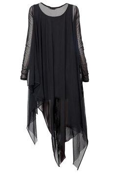 Samara mesh dress