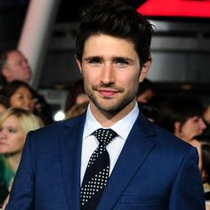 Matt Dallas! The 30-year-old actor—who is most famous for his role in the hit ABC Family series Kyle XY—kicked off 2013 by officially coming out as a gay man and announcing that he is engaged to musician Blue Hamilton.
