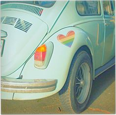 VW Love Bug