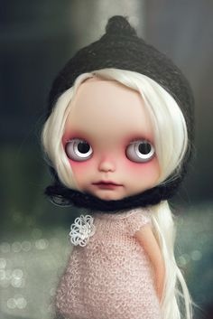 Ghosty girl for Bianca by andreea♥mariuka, via Flickr