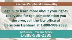 Levaquin Peripheral Neuropathy - Understanding the side effects.