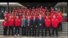 Tres torremolinenses luchan con la Selección Española de Karate por las medallas de oro en el Europeo de Karate, que se está celebrando...