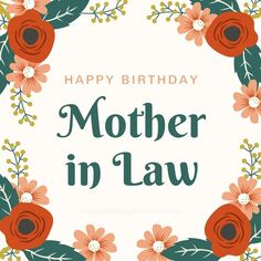 happy birthday mother in Of the Best Ideas for Birthday Wishes for Mother In Law Birthday Message For Mother, Mother In Law Birthday, Birthday Wishes For Sister, Birthday Girl Quotes, Happy Birthday Mom, Happy Birthday Images, Happy Birthday Wishes Messages, Beautiful Birthday Wishes, Birthday Wishes Funny