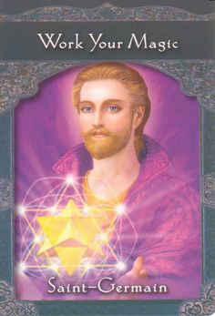 Saint Germain...Ascended Master