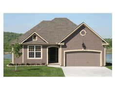 Small House Plan Photo, 059H-0047