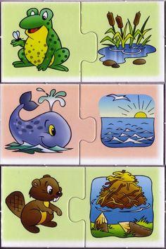 Albüm Arşivi Preschool Centers, Preschool Curriculum, Preschool Science, Preschool Worksheets, Educational Activities For Kids, Preschool Activities, Free Printable Puzzles, Autism Education, Kindergarten Prep