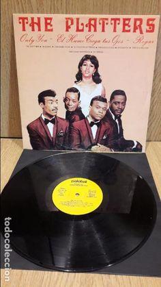 THE PLATTERS. MISMO TÍTULO. LP / PALOBAL - 1981 / MBC. ***/***