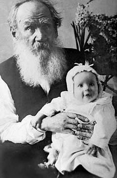 Leo Tolstoy – with his granddaughter Tatiana – Detail… Realistic Fiction, Are You Scared, Nobel Prize In Literature, Russian Literature, Essayist, Story Writer, Nobel Peace Prize, Writers And Poets, Short Stories