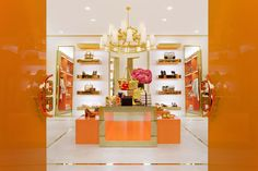 Tory Burch store - Singapore