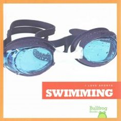 J 797.2 MOR. This photo-illustrated book for early readers introduces the basics of swimming and encourages kids to try it. Includes labeled diagram of swimming pool and photo glossary.
