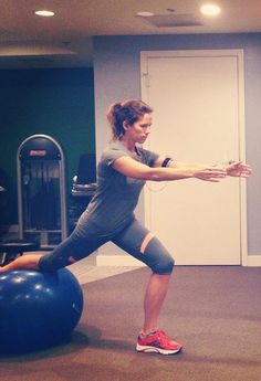 Hip extensions exercises to improve range of motion for faster running and injury prevention
