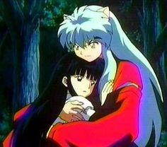 Photo of KI for fans of Inuyasha and Kikyo.