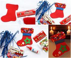 În realizarea lui Ciuboțel am folosit: Ciuboțel, Pom-Pom mini, șnur hârtie, Stela spumă și Silipici, toate de la DACO. Produsele sunt disponibile în magazinele partenere și pe www.dacomag.ro/.