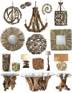 The Weathered & Natural Appeal Of Driftwood