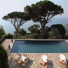 Porto Vecchio, South Of France, Pool Designs, Best Hotels, Decoration, Beautiful Places, Landscape, Outdoor Decor, Provence Garden