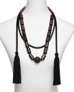 """Weekend Max Mara Faust Necklace, 13.5"""""""