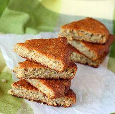 Vegan Richa: Banana Oat Cashew Quick bread Bar. Vegan