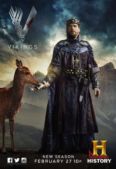 181 Meilleures Images Du Tableau Vikings Fan Art Affiches