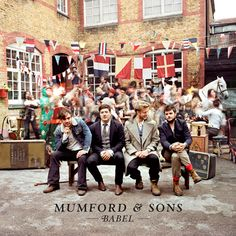 Mumford & Sons – Babel - Awesome album, especially Babel, Holland Road, Lover's Eyes, and Not With Haste