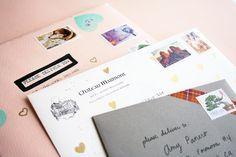 Sent with love No. 4 #mail #penpals #letters