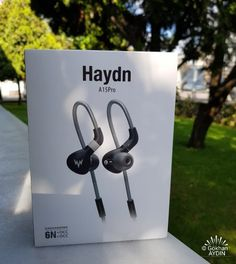 The new released 300 Ohm high impedance earbud of the Brand TY Hi-Z In Ear Headphones, Places, Lugares