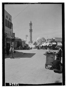 يافا، فلسطين ١٩٤٥ Jaffa, Palestine in 1945 Jaffa, Palestina en 1945