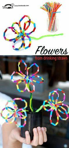 Pipet çiçek