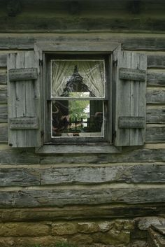 1000 images about log cabin shutters on pinterest log for Windows for log cabins