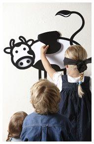 Bondegårdsfest - Aktiviteter og lege - Dansukker http://www.dansukker.dk/dk/inspiration/born #leg #børn #bondegård #sjov #fødselsdag #aktivitet #børnefødselsdag #dansukker