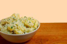 Aardappelsalade met Griekse yoghurt