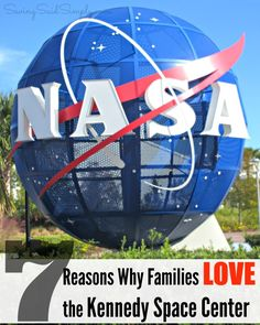 7 Reasons Why Families Should Visit the Kennedy Space Center Visitor Complex in Cape Canaveral, Florida (sponsored)