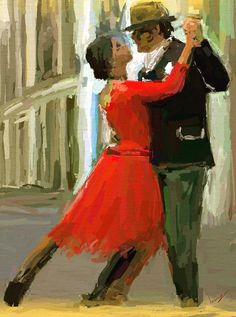 I will tango in the streets of Argentina one day!