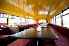 Converted Routemaster into a mobile restaurant For Sale (1965)
