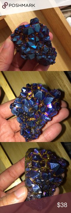 Titanium Aura Quartz 🌈 Other