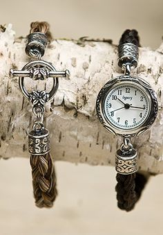 Toggle Timepieces Made with Beautiful Authentic Horse Hair   eBay