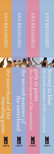 Pants=Love: The Four Sisterhood of the Traveling Pants Novels