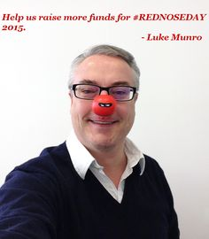 Here is our #CEOSelfie for #RND15 #rednoseday #comicrelief2015 to raise funds.  Wellworking will give £20 to Comic Relief on Red Nose Day for every #HermanMiller  #Aeron Chair sold through our Online store b/w March 1st and 13th 2015. https://www.wellworking.co.uk/store/  As a part of this, we all will turn up in RED on Friday 13th March 2015 for a #TeamSelfie to raise more funds. Stay tuned and help us raise more funds at http://my.rednoseday.com/sponsor/wellworking