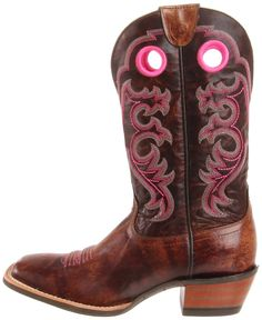 Ariat Pink Boots - Boot Hto